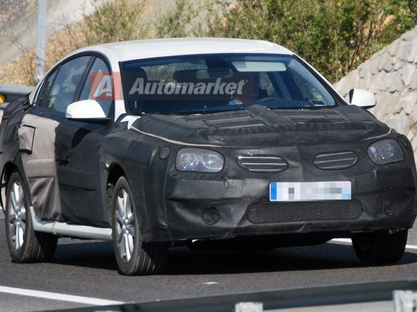 Future Renault Safrane : en remplacement de la Vel Satis et de la Laguna ?