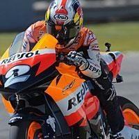 Moto GP - Espagne D.3: L'hommage au Roi