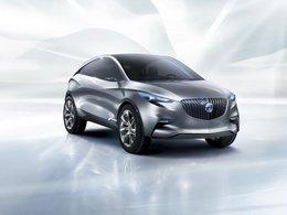 Salon de Shanghai - Buick Envision Concept