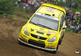 WRC : Suzuki se retire