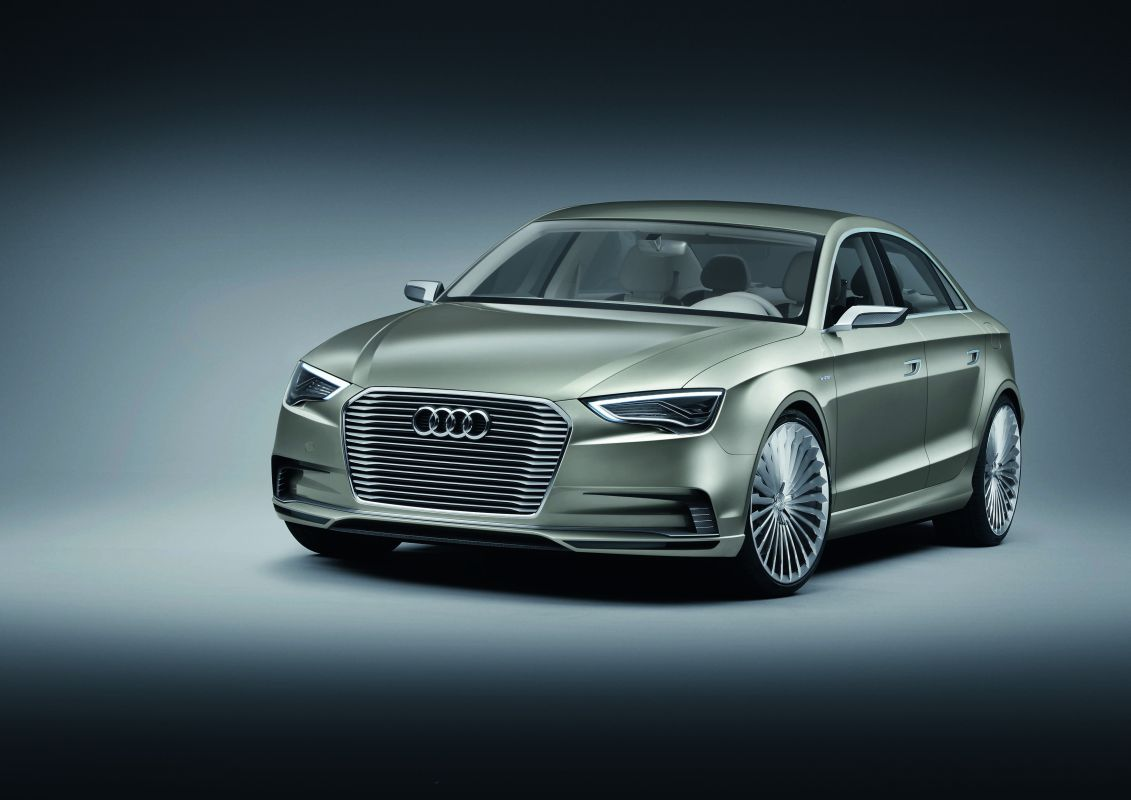 salon de shanghai audi a3 e tron concept. Black Bedroom Furniture Sets. Home Design Ideas