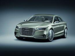 Salon de Shanghai - Audi A3 e-tron Concept