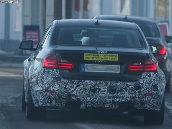 BMW M3 : une direction à assistance électrique pour la prochaine génération