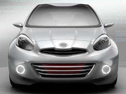 Salon de Shanghai - Nissan Compact Sport Concept