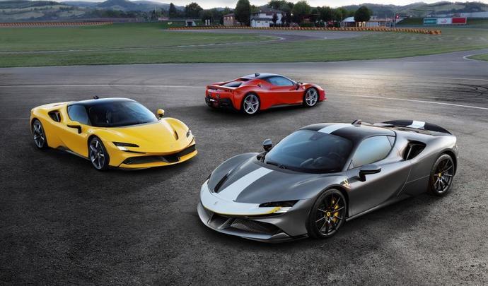 Ferrari attend le public à Maranello début septembre