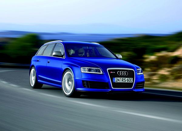Audi RS6 Plus : toujours plus exclusive