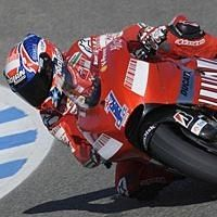 """Moto GP - Espagne Stoner: """"Un désastre"""""""