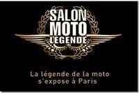 Salon moto légende 2009 : 20, 21 et 22 Novembre