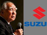 Suzuki : le plus ancien patron de l'industrie auto mondiale démissionne