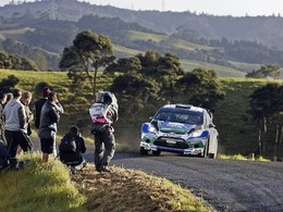 WRC Nlle-Zélande - Latvala le plus rapide des qualifications