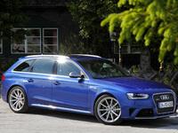 Essai - Audi RS4 Avant : power breakfast