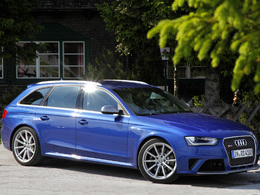 Essai - Audi RS4 Avant : power breakfast