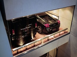 Découvrez l'incroyable garage de Nigo