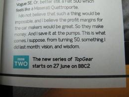 Top Gear 15e saison : retour le 27 juin