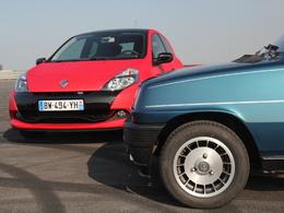 Vidéo - Renault 5 Alpine Turbo (1983) vs Renault Clio RS (2012) : la bataille des bombinettes