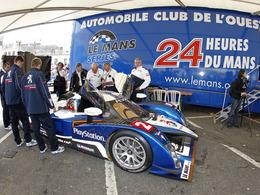 (Le Mans 2010) Gagnez un baptême de piste en Peugeot 908 HDi FAP!