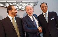 Aston Martin à vendre (en partie)