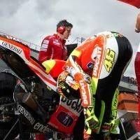 Moto GP - Ducati: Les tests de Valentino Rossi à Jerez sont classés secret-défense
