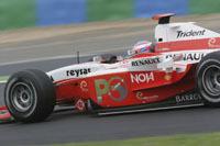 GP2 Silverstone/course 2: Caroll l'emporte