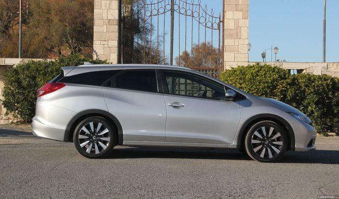 Nouvelle Honda Civic : la fin du break, mais aussi du diesel ?