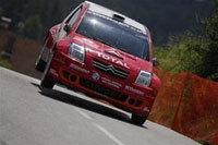 Rallye ERC Bulgarie: Jean-Joseph proche de l'exploit