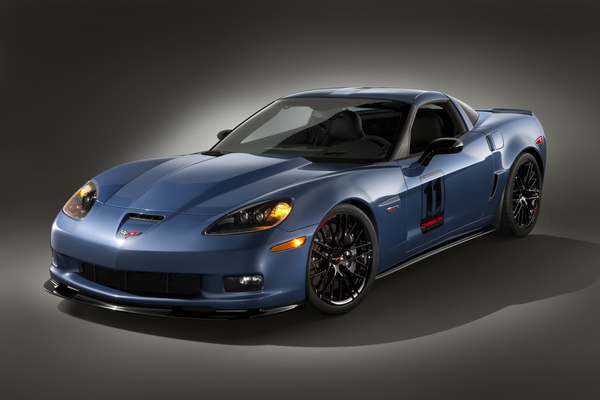 Corvette Z06 Carbon Limited Edition, une Z06 très ZR1
