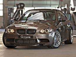 BMW M3 G-Power Hurricane, vers un nouveau record ?