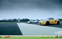 Vidéo Top Gear : la Tesla testée. Vraiment