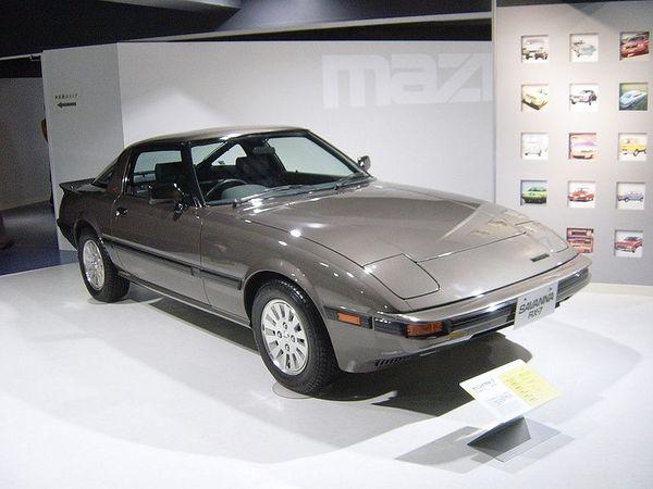 Mazda RX-7 revival : lorsque le marché US ira mieux