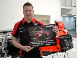 F1 - Devenez technicien junior chez Marussia