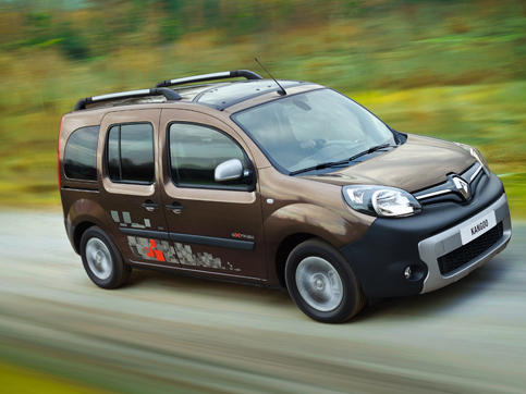 Renault Kangoo: maintenant disponible en TCe 115