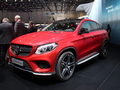 Mercedes GLE : Sus au BMW X6 - En direct du salon de Genève 2015