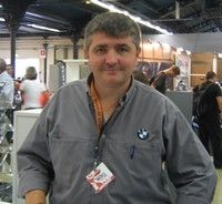 Interview festival de la moto : Jérôme Roquesalane, responsable commercial BMW, nous parle de la S 1000 RR
