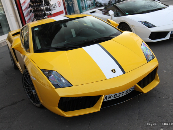 Photos du jour : Lamborghini Gallardo LP550-2 Balboni
