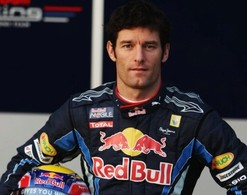 F1 - light is right : Mark Webber parvenu à perdre cinq kilos avant la reprise