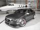 Audi RS4 c'est bien. Avec un compresseur c'est mieux