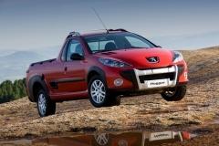 Nouveau Peugeot Hoggar: Pick-up brésilien