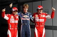 F1-GP de Bahreïn: Vettel décroche la première pole de la saison !