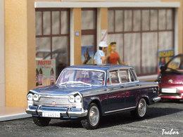 1/43ème - SEAT 1500 Bifaro