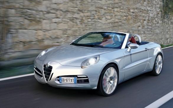 Future Alfa Romeo 4C: L'Alfa surprise du centenaire?