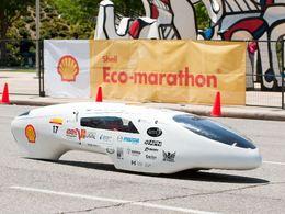 Shell Eco Marathon Amérique – record battu avec 0,09 litre aux 100 km