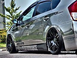 LB Performance s'attaque à la Toyota Prius : pourquoi ?