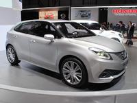 Suzuki IK-2 concept : remplaçante de la Swift - En direct du salon de Genève 2015