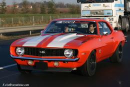 Photos du jour : Chevrolet Camaro SS