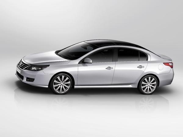 Renault Latitude : la SM5 du Losange, c'est elle