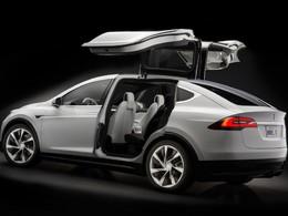 Tesla Model X : en 4x4 uniquement