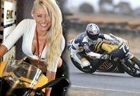 Moto & Sexy : Stacey McMahon