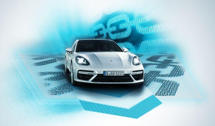 Porsche introduit la blockchain pour plus de sécurité