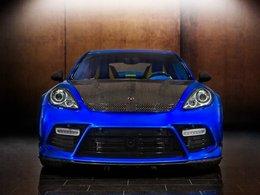 Porsche Panamera Mansory : très concentrée