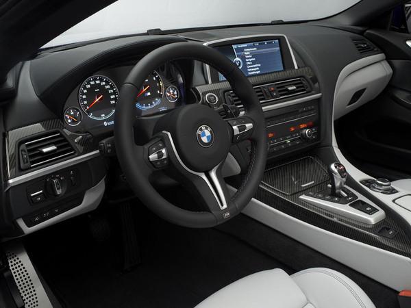 Prochaines BMW M5 et M6 : adieu la transmission manuelle, même en option